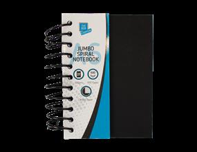 Wholesale A6 Jumbo Spiral Notebooks | Gem Imports Ltd
