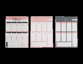Wholesale Weekly Planner Pads | Gem Imports Ltd