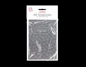 Wholesale A6 Notebooks | Gem Imports Ltd