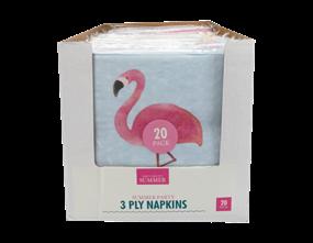Wholesale Summer Napkins | Gem Imports Ltd
