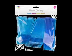 Coloured Plastic Cutlery