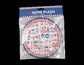 Wholesale BBQ Paper Plates | Gem Imports Ltd