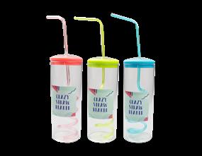Wholesale Crazy Straw Beakers | Gem Imports Ltd