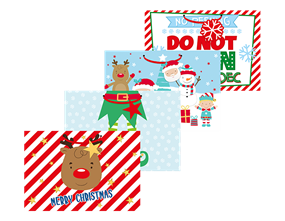 Wholesale Super Jumbo Landscape Christmas Gift Bags   Gem Imports Ltd