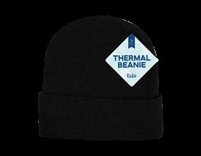 Wholesale Kids Thermal Lined Plain Beanie Hat | Gem Imports Ltd