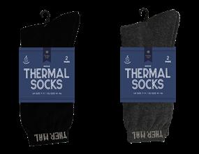 Wholesale Mens Thermal Socks | Gem Imports Ltd