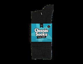Mens Classic Socks 2 Pair
