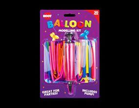 Modelling Balloon Kit - 30 Pack