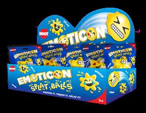 Emoticon Splat Ball