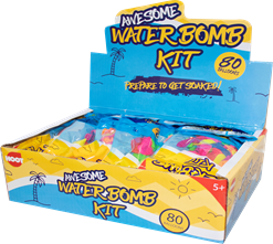 Water Bombs 80pc PDQ