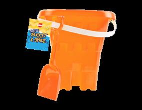 Square Castle Bucket & Spade Set