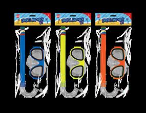 Wholesale Snorkel & Mask Sets | Gem Imports Ltd