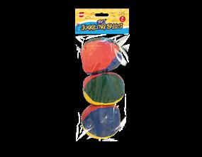 Wholesale Soft Juggling Balls 3 Pack | Gem Imports Ltd