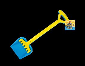 Beach Shovel & Rake