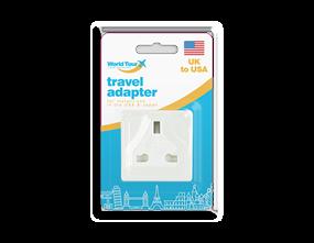 Travel Adapter UK to USA