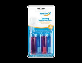 Wholesale Travel Toothbrushes | Gem Imports Ltd