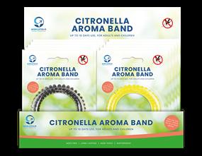 Wholesale Citronella Aroma Bands | Gem Imports Ltd