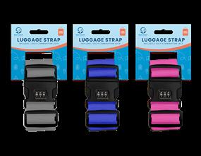 Wholesale Luggage Straps | Gem Imports Ltd
