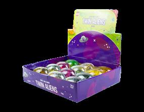Wholesale Twin Aliens In Egg | Gem Imports Ltd