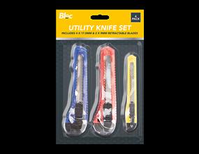 Wholesale Utility Knife Sets | Gem Imports Ltd