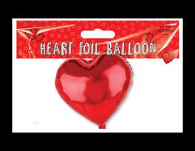 Wholesale Valentine's Day Heart Foil Balloons | Gem Imports Ltd