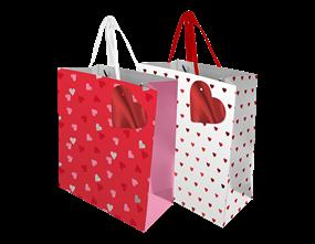 Valentine's Day Large Gift Bag