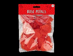 Valentine's Red Rose Petals 120pk