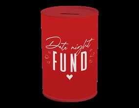 Valentine's Day Money Tin