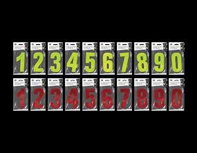 Wholesale Wheelie Bin Number Stickers | Gem Imports Ltd