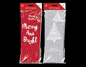 Wholesale Christmas Bottle Bags | Gem Imports Ltd