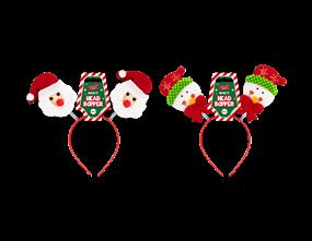 Wholesale Christmas Novelty Head Boppers | Gem Imports Ltd