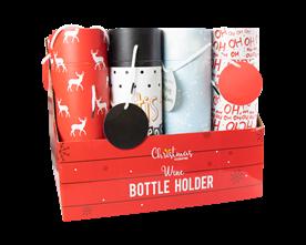 Wholesale Christmas Bottle Holders | Gem Imports Ltd