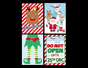 Wholesale Super Jumbo Portrait Christmas Gift Bags | Gem Imports Ltd