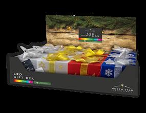 Wholesale LED Colour Changing Gift Boxes | Gem Imports