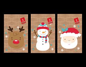 Wholesale Christmas Jute Gift Sacks | Gem Imports Ltd