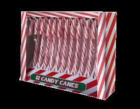 Wholesale Candy Canes Mint Flavour | Gem Imports Ltd
