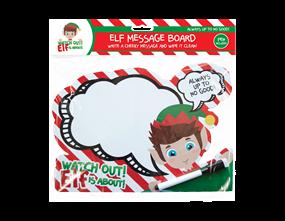 Wholesale Elf Wipe Clean Message Boards | Gem Imports Ltd