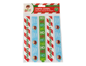 Wholesale Elf Paper Chains | Gem Imports Ltd