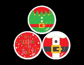 Wholesale Christmas Ceramic Coasters | Gem Imports Ltd
