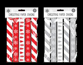 Wholesale Christmas Paper Chains   Gem Imports Ltd