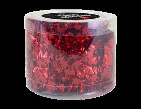 Wholesale Red Star Christmas Tinsel Garlands | Gem Imports Ltd