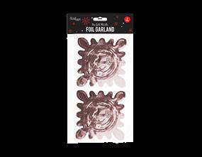 Wholesale Rose Gold Foil Garlands | Gem Imports Ltd