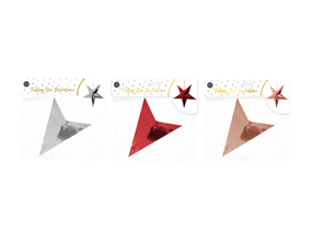 Wholesale Folding Christmas Star Decorations | Gem Imports Ltd