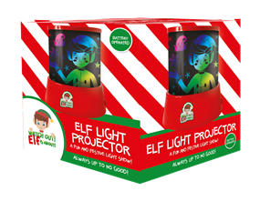 Wholesale Elf Light Projector | Gem Imports Ltd