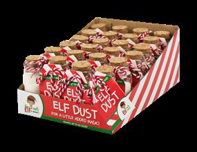 Wholesale Christmas Elf Dust | Gem Imports Ltd