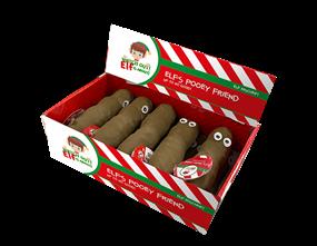 Wholesale Christmas Elfies Pooey Friends Stress Toy | Gem Imports Ltd