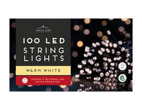 Wholesale  Led Christmas Lights Warm White | Gem Imports Ltd