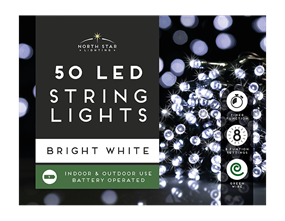 Wholesale Led Battery Operated Timelights Bright White | Gem Imports Ltd