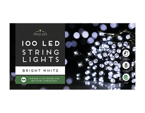 Wholesale Led Battery Operated Lights Bright White | Gem Imports Ltd