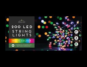 Wholesale Led Battery Operated Lights Multicoloured | Gem Imports Ltd